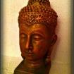 """Buddha nr 6"" Vikt 2.5 kg, Höjd 20 cm"