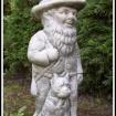 """""""Jägare"""" Art.nummer: 1439, Vikt: 10 kg, Höjd: 45 cm"""
