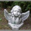 """""""Ängel"""" Art.nummer: 1442, Vikt: 6 kg, Höjd: 42 cm"""