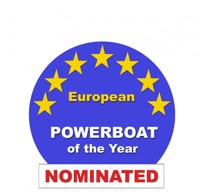 2011 Catch 7.5 Wa was nominated European Powerboat of the Year award