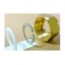 Rostfri rörslang 25mm, m isolering - Mutter R25, låsbricka packning