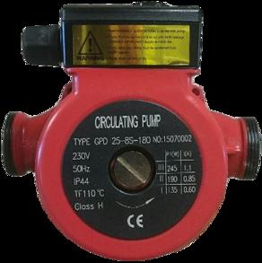 Polar 25-8S-180 c.pump - Polar GPD 25-8S-180