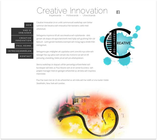 Klicka på bilden för att komma till Creative Innovations hemsida.