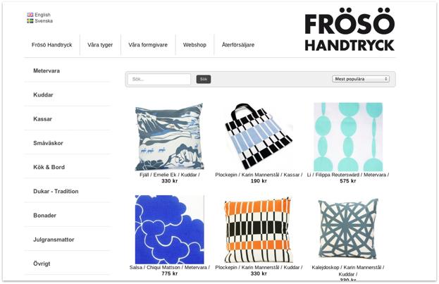 Klicka på bilden för att komma till Frösö Handtrycks hemsida.