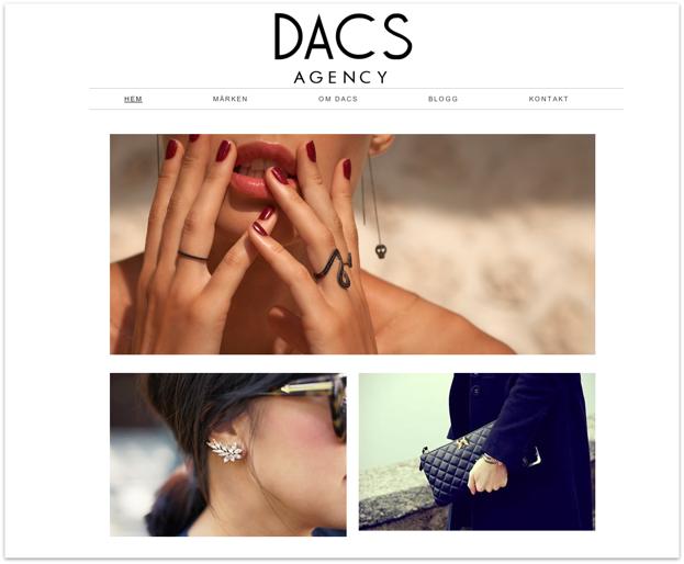 Klicka på bilden för att besöka DACS Agencys hemsida