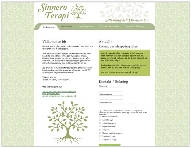 Klicka på bilden för att komma till Sinnero Terapis hemsida