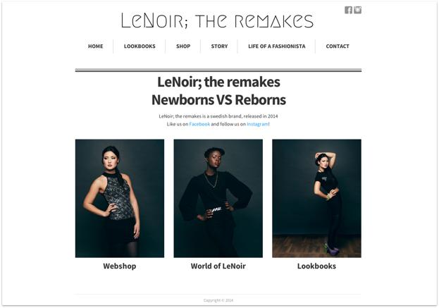 Klicka på bilden för att komma till LeNoirs hemsida