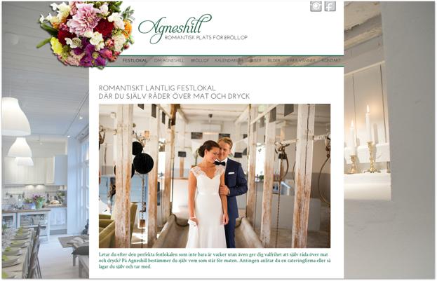 Klicka på bilden för att komma till Agneshills hemsida