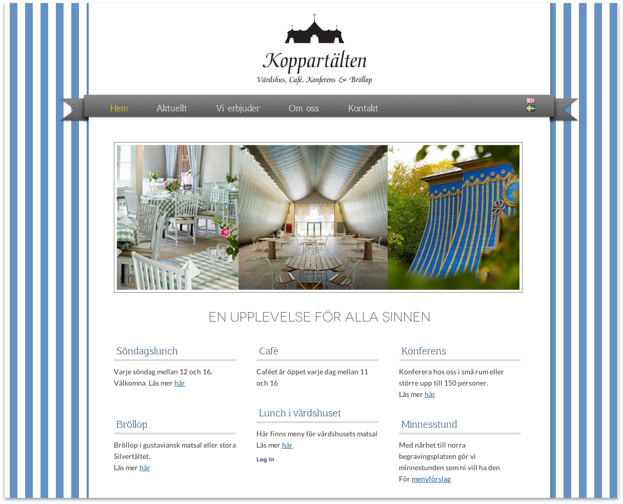 Klicka på bilden för att komma till Värdshuset Koppartältens hemsida.