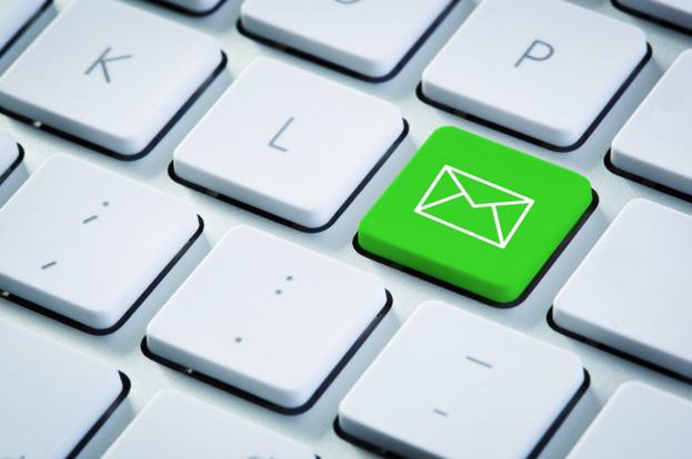 hemsida24, e-post