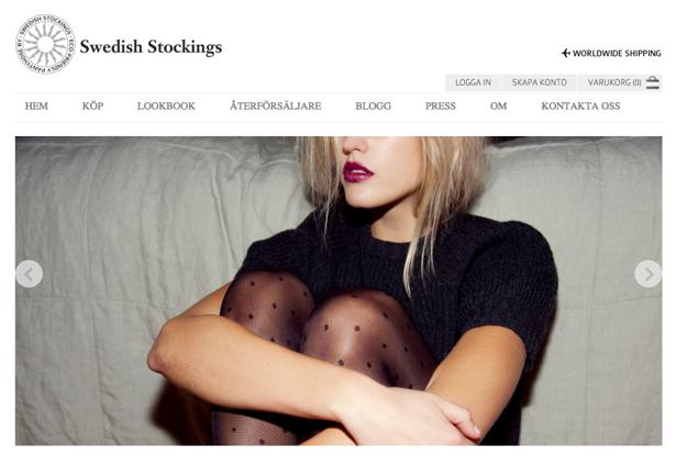 swedish stockings, hemsida24, inspiration, entreprenörer, egenföretagare