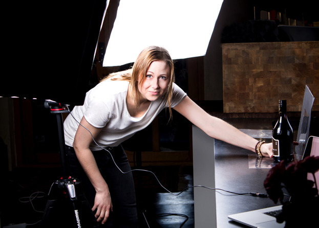 Linda Grönlund, The Photo Studio, produktbilder, hemsida24