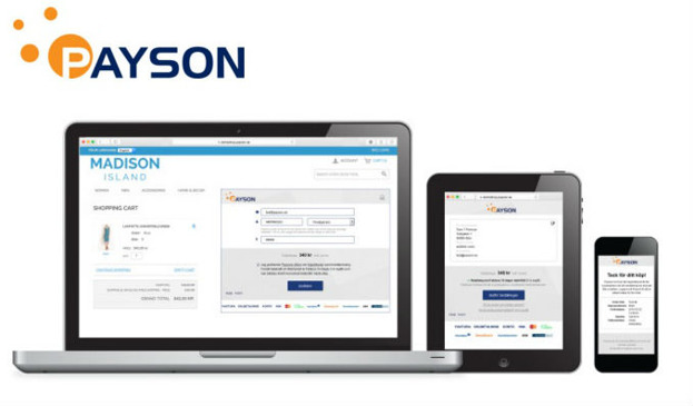 payson checkout 2.0, hemsida24, betalningsalternativ, kassa, e-butik