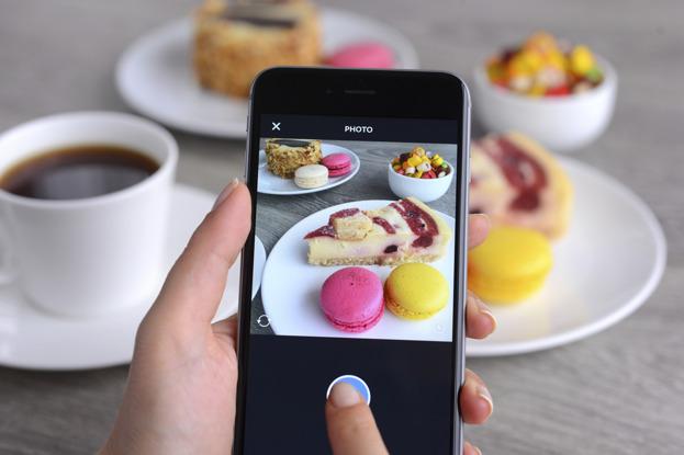 Företagande, Instagram, försäljning, marknadsföring