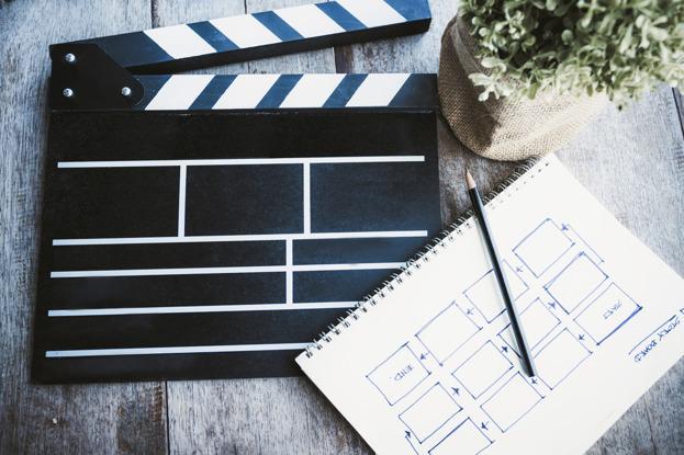 video, marknadsföring, reklam, sociala medier