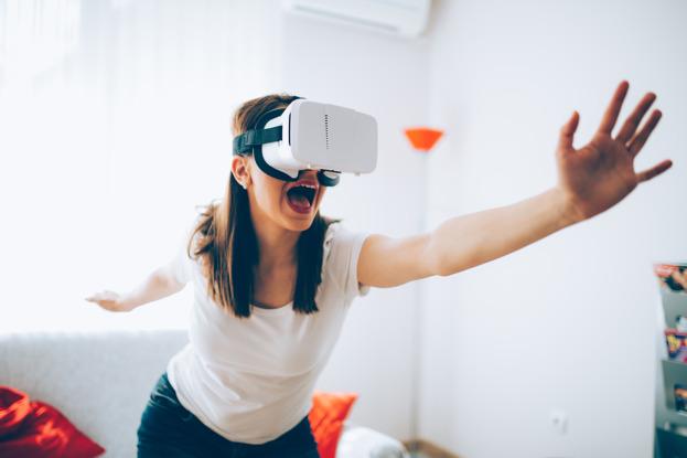 Vr, marknadsföring, framtiden, teknik, video360