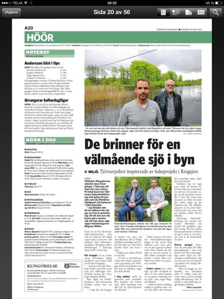 Skånskan 2014-05-14