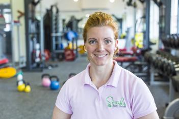 Annika, PT & Strength Coach.
