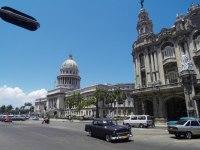 Capitolio med Gran Teatro de la Habana