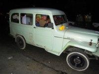 Trångt i taxibilen
