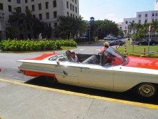 Första morgonen i Havanna