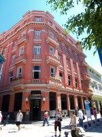 Hotel Ambus Mundos var Hemingways bostad i ?tta ?r
