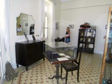Hemingways rum 511 med skrivmaskinen