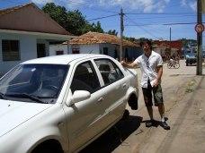 Första punkteringen i Trinidad