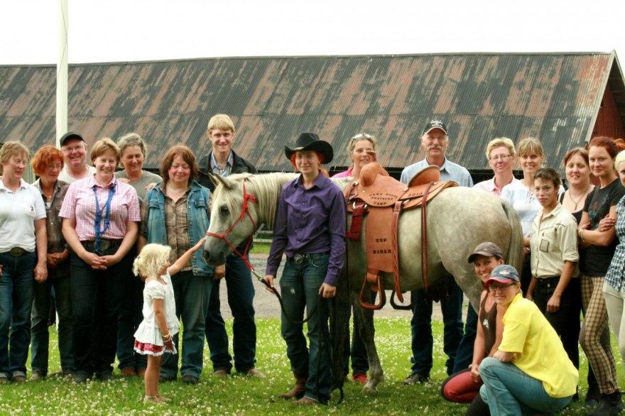 John Moore Camp Horse Show 2010