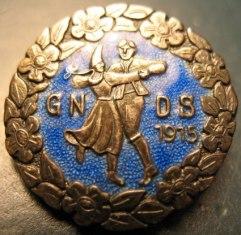 GNDS Förtjänstmärke Guld