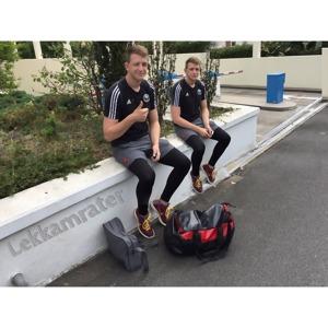 Emil och Emil hälsar.
