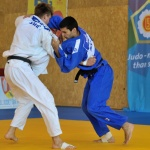 Emil i bronsmatch, European Cup Deva