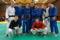 OTC Nymburk 2016, nöjda herrar efter avslutat läger...