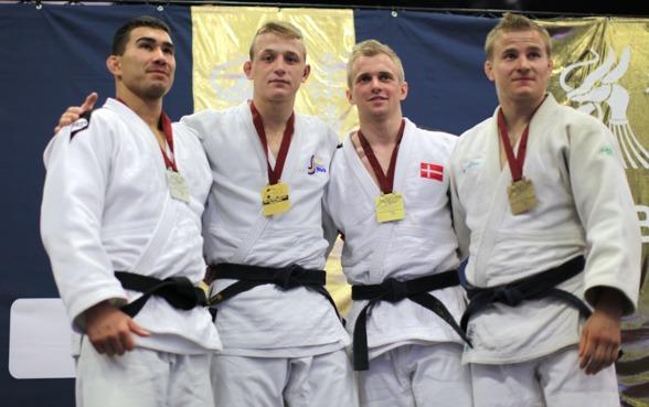 NM 2016. Iura, Mattsson, Hansen, Laamanen.