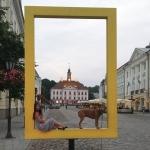 Me and Telma in Estonia