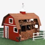 Wildwood Stable kit 1:12