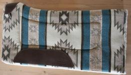 Western Pad - Wool Pad 32x32