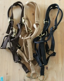 Halters - Brown