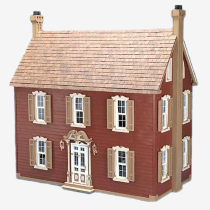 18th-century Dollhouse kit Big skala 1:12