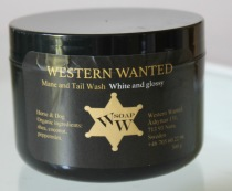 WW Soap/  Mane and Tail Wash White and Glossy