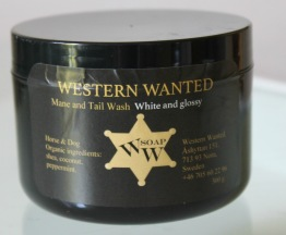 WW Soap/  Mane and Tail Wash White and Glossy - WW Soap Mane and Tail Wash White and Glossy