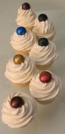 7 Chakra Cupcake Soap - 7 Chakra set