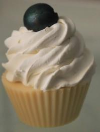 "Heart Chakra Cupcake Sopa - Heart chakra – ""Anahata"" – grönt"