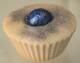 "7 Chakra Cake Soap - Throat chakra, ""Vishuddha"" – blå"