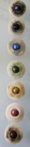 7 Chakra Cake Soap