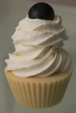 Third Eye Chakra Cupcake Soap