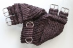 English Mohair Girth Saddle Rigging - Bear 16 ply