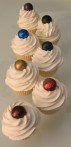 7 Chakra Cupcake Soap