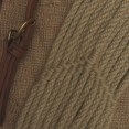 Western, Mohair Breast Collar Honey 16 ply