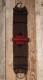 Western Mohair Vaquero Cinch - Chocolate Red 30